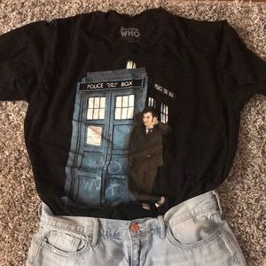 The Doctor Who Vintage Tee